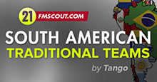 6 South American Traditional Clubs to Manage