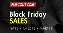 Black Friday Sales on fmscout.com