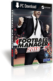 Pre-Purchase Football Manager 2018 on FM Scout