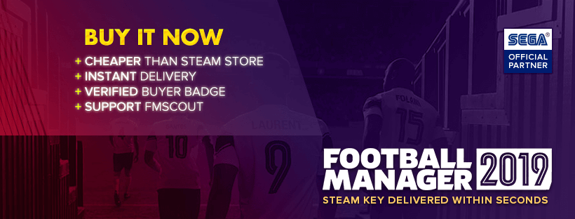 fm19 pre-purchase to download