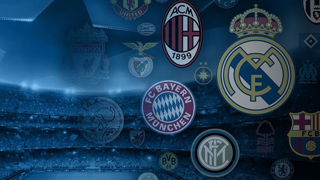 Football Views - Champions League season preview - Five Teams Most likely to win