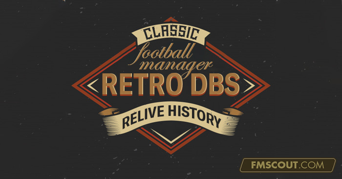 Football Manager Retro Databases