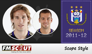 Anderlecht 11/12 Scope Facepack