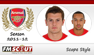 Arsenal 11/12 - Scope Facepack