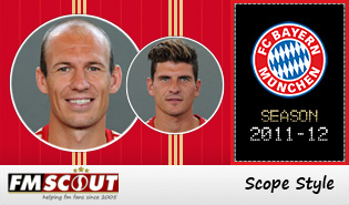 Bayern 11/12 Scope Facepack