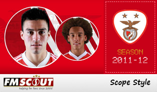Benfica 11/12 Scope Facepack