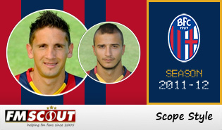 Bologna 11/12 Scope Facepack