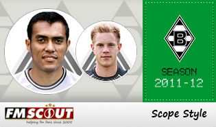Gladbach 11/12 Scope Facepack