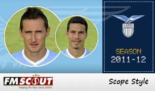 Lazio 11/12 Scope Facepack