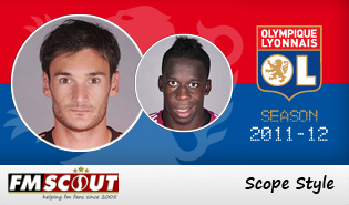 Lyon 11/12 Scope Facepack