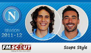 Napoli 11/12 - Scope Facepack