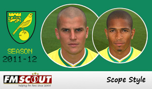 Norwich 11/12 - Scope Facepack
