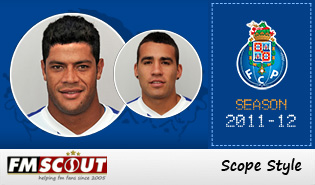 Porto 11/12 Scope Facepack