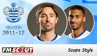 QPR 11/12 - Scope Facepack