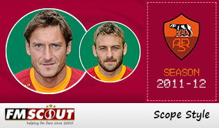 Roma 11/12 Scope Facepack