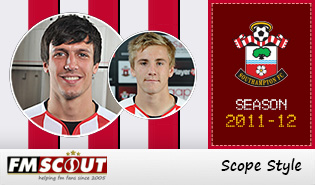 Southampton 11/12 Scope Facepack