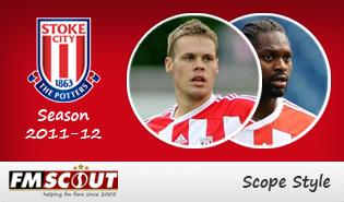Stoke City 11/12 - Scope Facepack