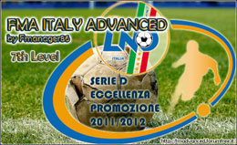 FMA Italy Advanced (7th level) + 53 Other National Leagues