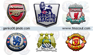 EPL 3D HD Logos for FM 2012