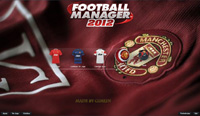 Man Utd '12 skin for FM 2012