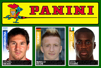 Panini Faces Megapack for FM 2012