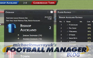 Match in Between Highlights Mod for FM13