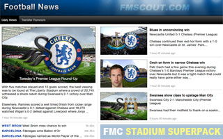 FMC Stadium Superpack for FM13