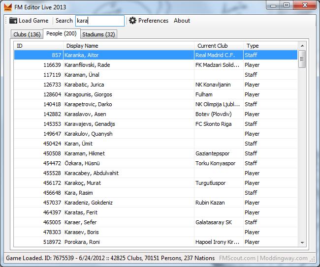 real time editor fm 2013 mac