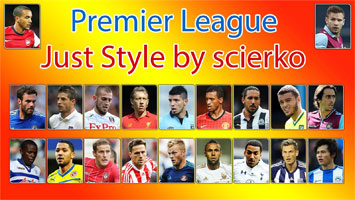 Premier League 12/13 Just Style Facepack by scierko