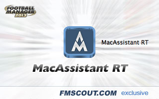 FM 2013 Tools - MacAssistant RT for FM13 - Exclusive