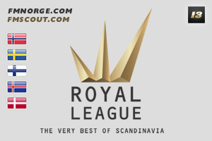 Royal League for FM13