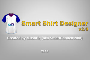 Football Manager 2021 Tools - Smart Shirt Designer 2