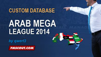 Arab Mega League 2014
