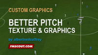 Better Pitch texture and graphics