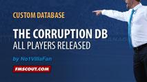 The Corruption database