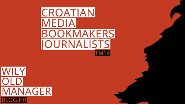 FM 2014 Data Updates - Croatian media, bookmakers and journalists