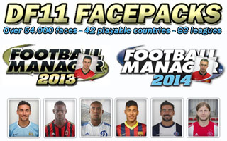 DF11 Megapack for FM13 (new updates!)