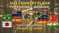 D&S Country flags