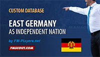 East Germany for FM14