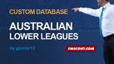 Australian Lower Leagues for FM14