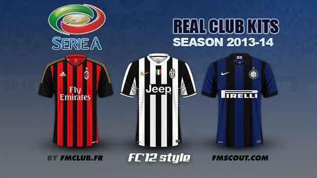 FM 2014 Club Kits - Italian Serie A kits 2013 14 c6c5ef427