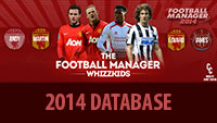 The Football Manager Whizzkids 2014 Transfer Database Update - 12/10/2014.