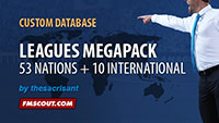 TheSacrisant's Leagues Megapack for FM14