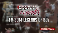 FM14 Legends of 80s