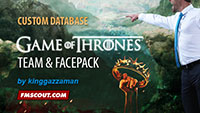 Game of Thrones Database for FM14