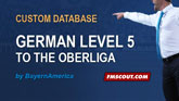 Germany to the Oberliga for FM14