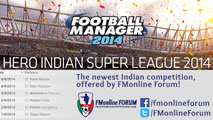 FMonline Forum Hero Indian Super League