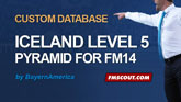 Iceland to level 5 for FM14