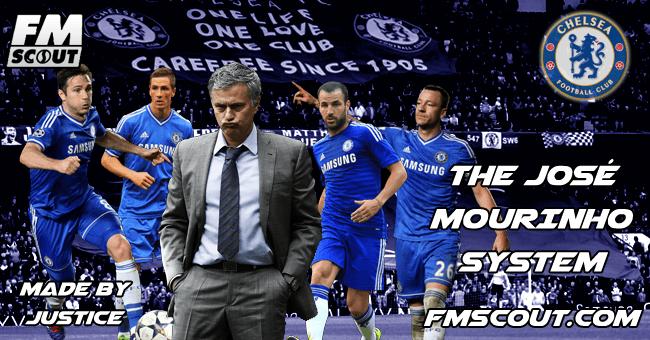 The José Mourinho System for FM14 | FM Scout