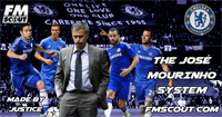 The José Mourinho System for FM14
